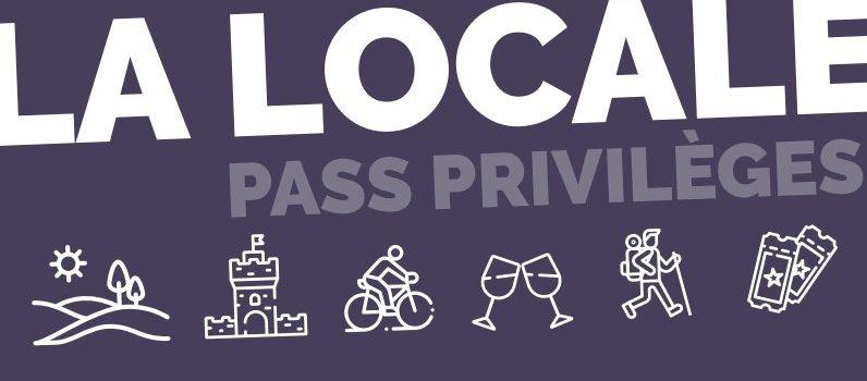 Un pass privilèges pour les habitants !